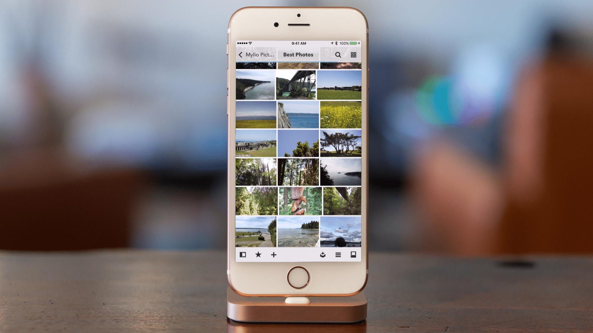 organizing photos, organizing pictures, how to organize photos, photo organization, photo storage, smartphone photography tips // In this guest post Caroline Guntur, the Swedisch Organizer, guides you through organising your smartphone photos.